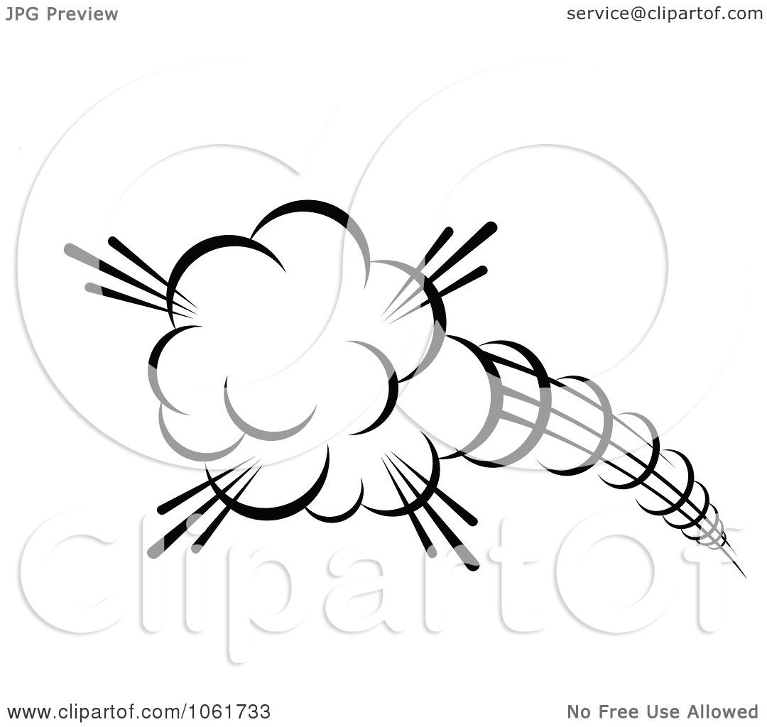 Clipart Comic Explosion Design Element 14