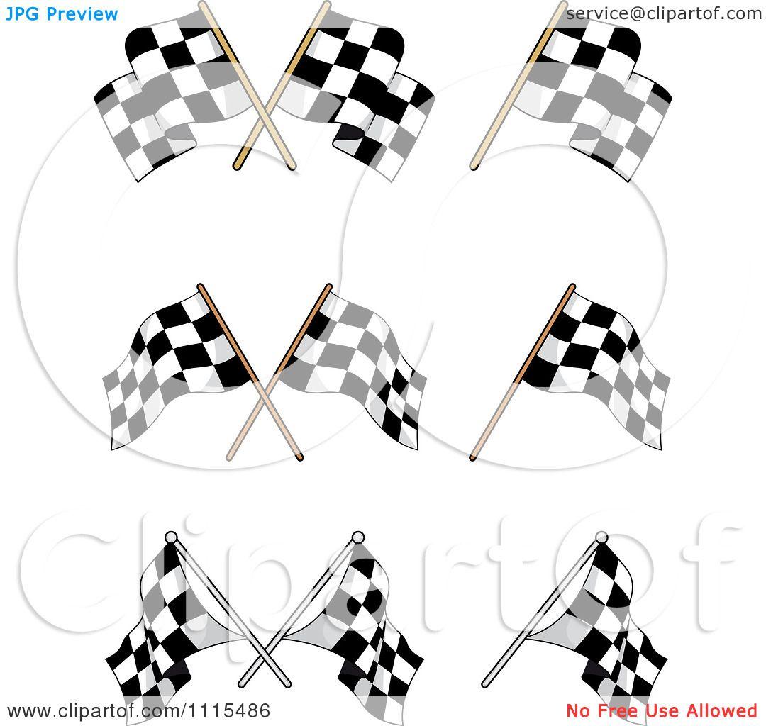 Racing Decals Free Vector