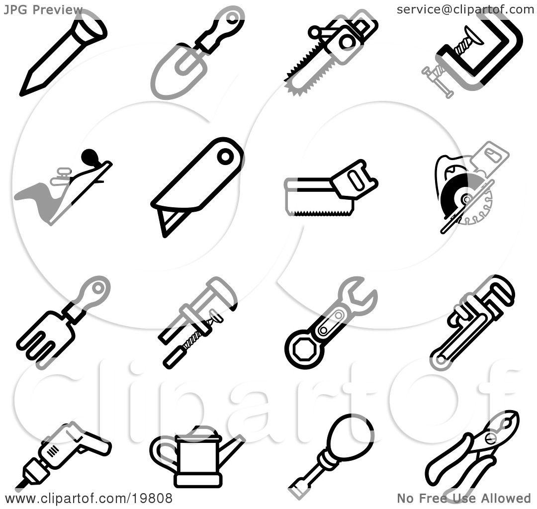 Nail Construction Diagram