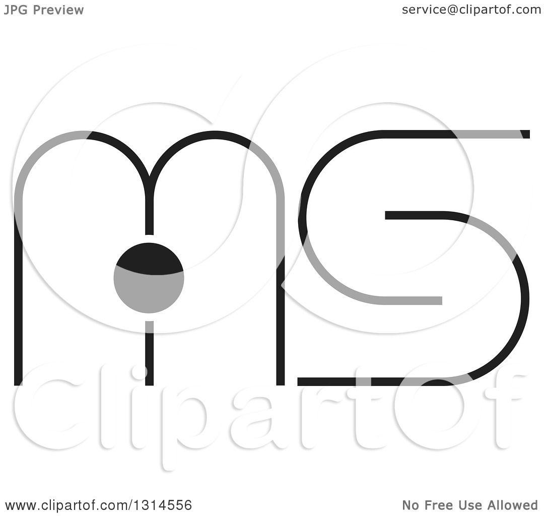 letter m yellow black