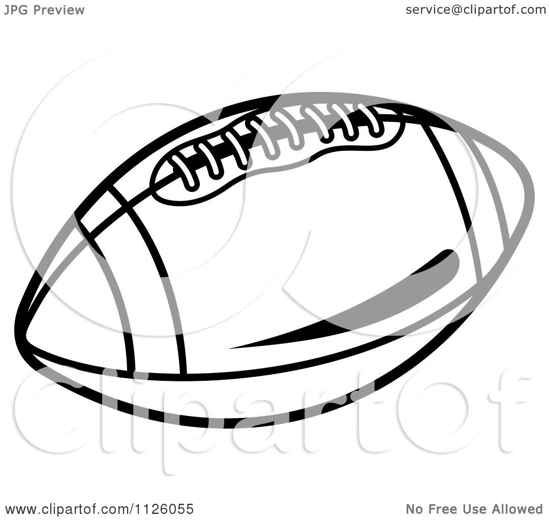 Football Clipart Free