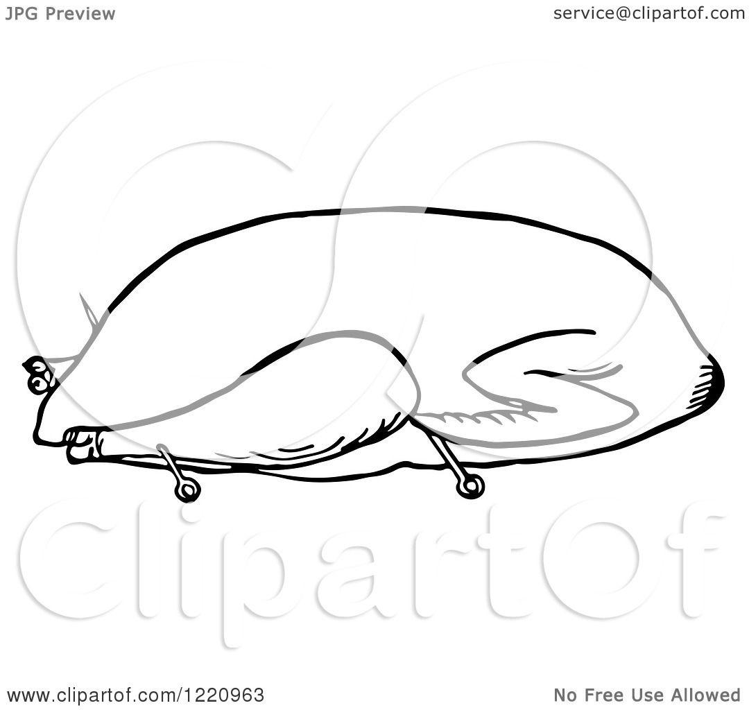 Pig Roast Clipart