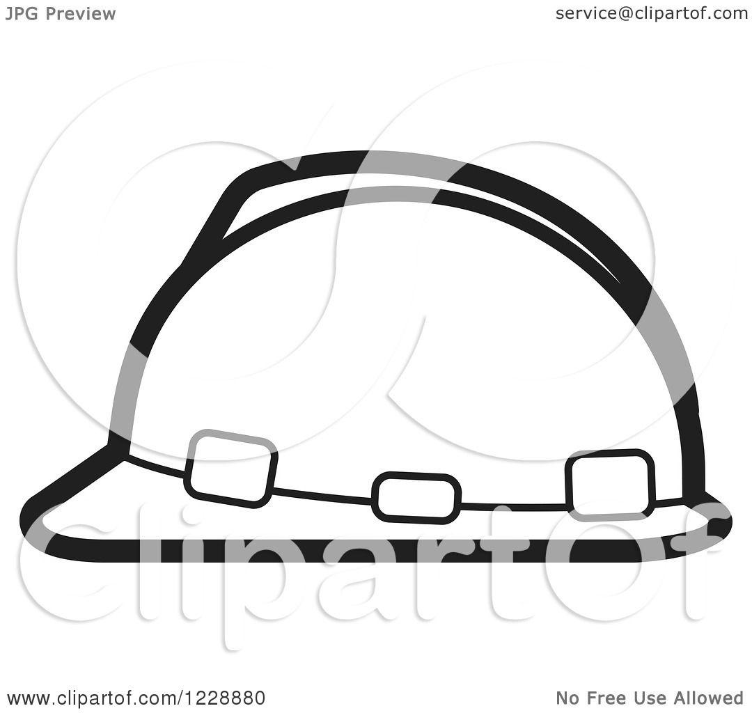 Printable Hat Engineer Template