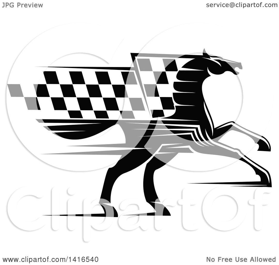 Horse Racing Clip Art Funny