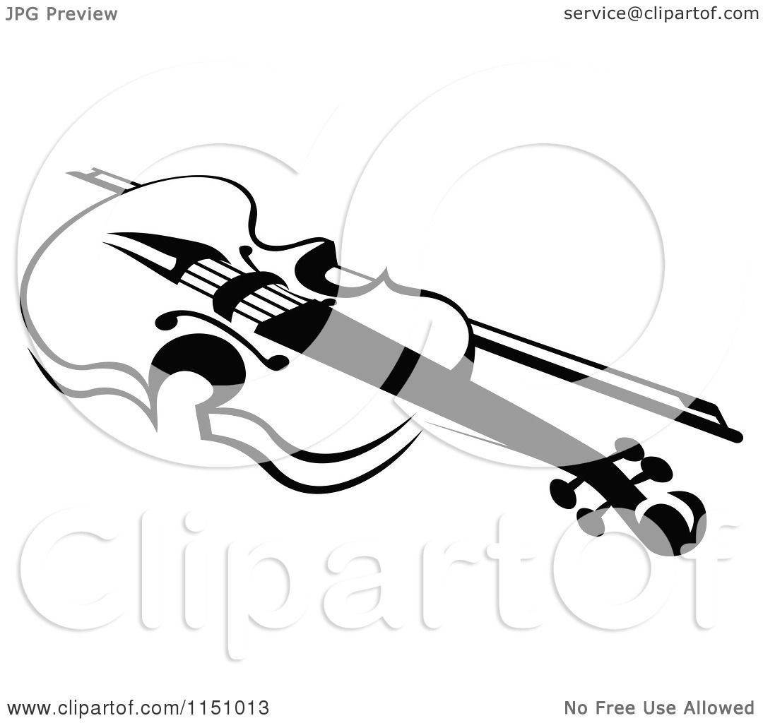 fiddle clipart