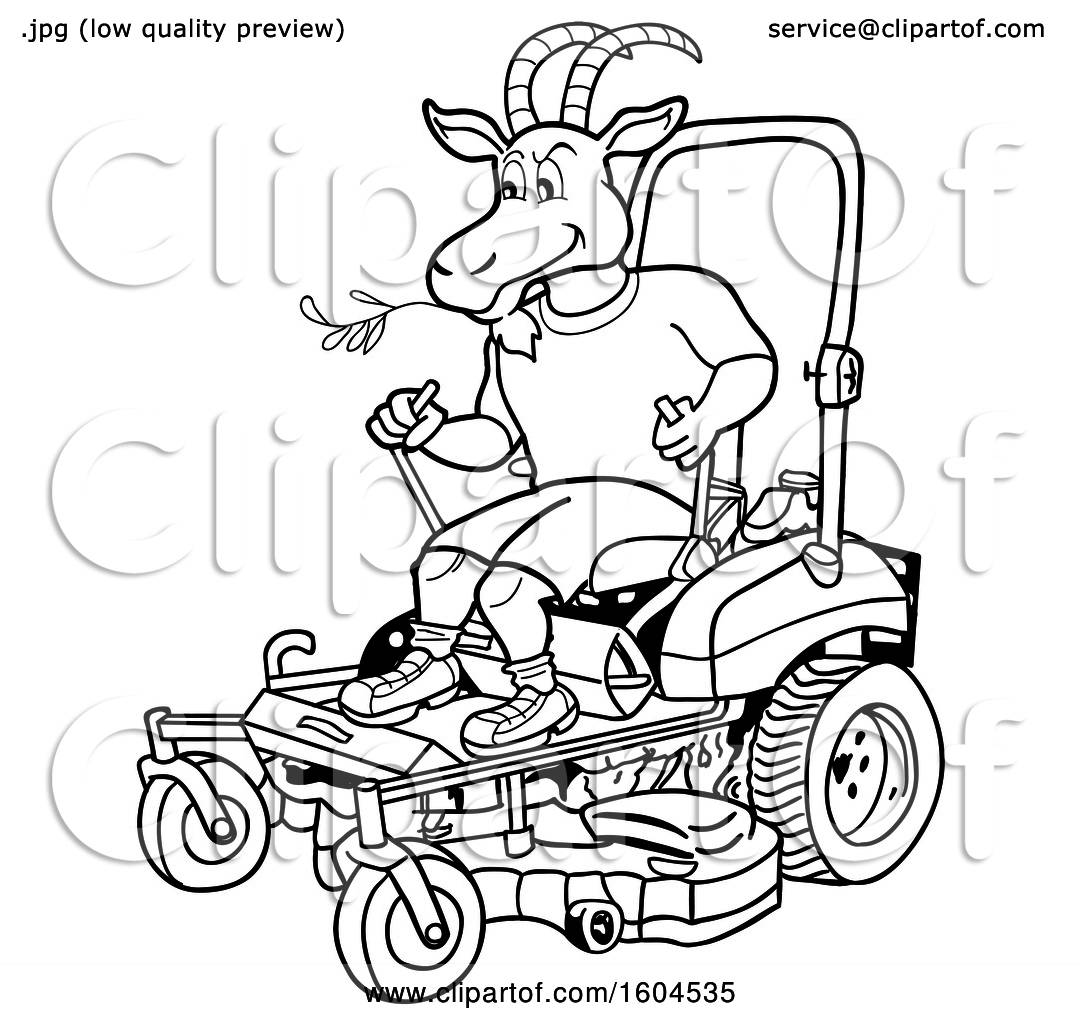 Mowing Clipart