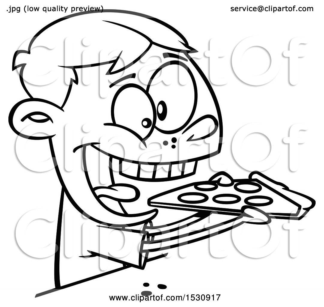 Clipart Pizza Slouse