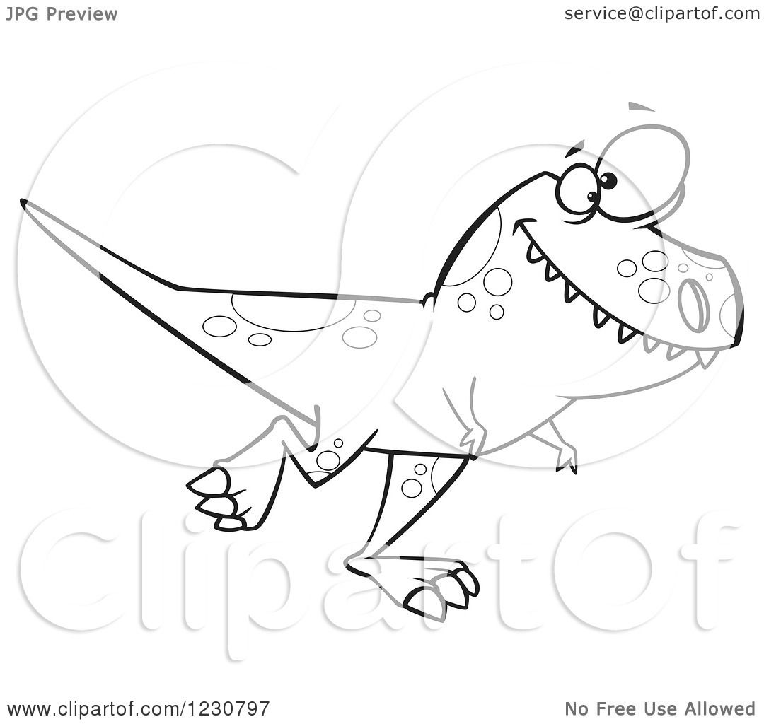 T Rex Clipart