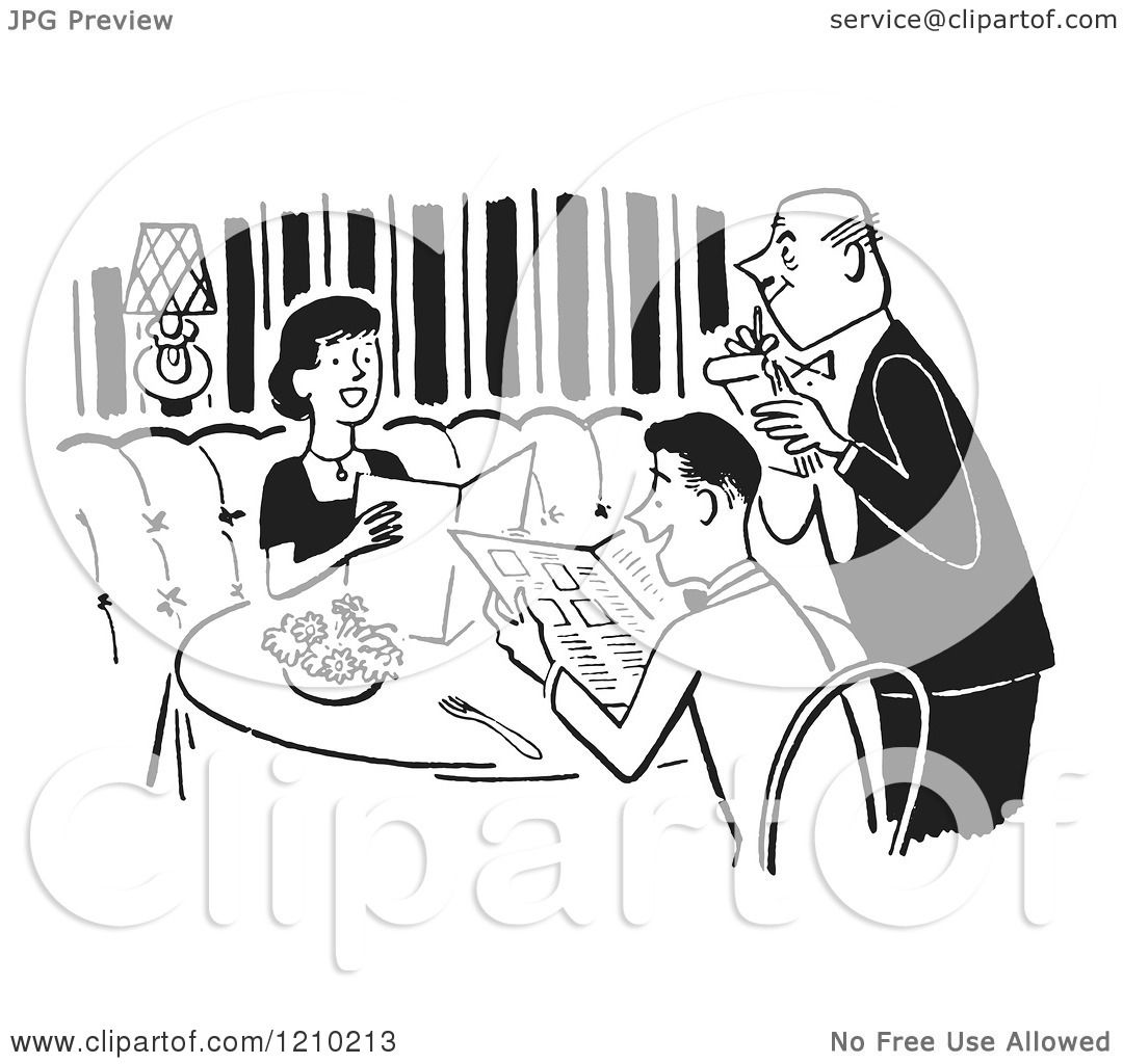 Waiter Clipart Eps Cake Ideas And Designs