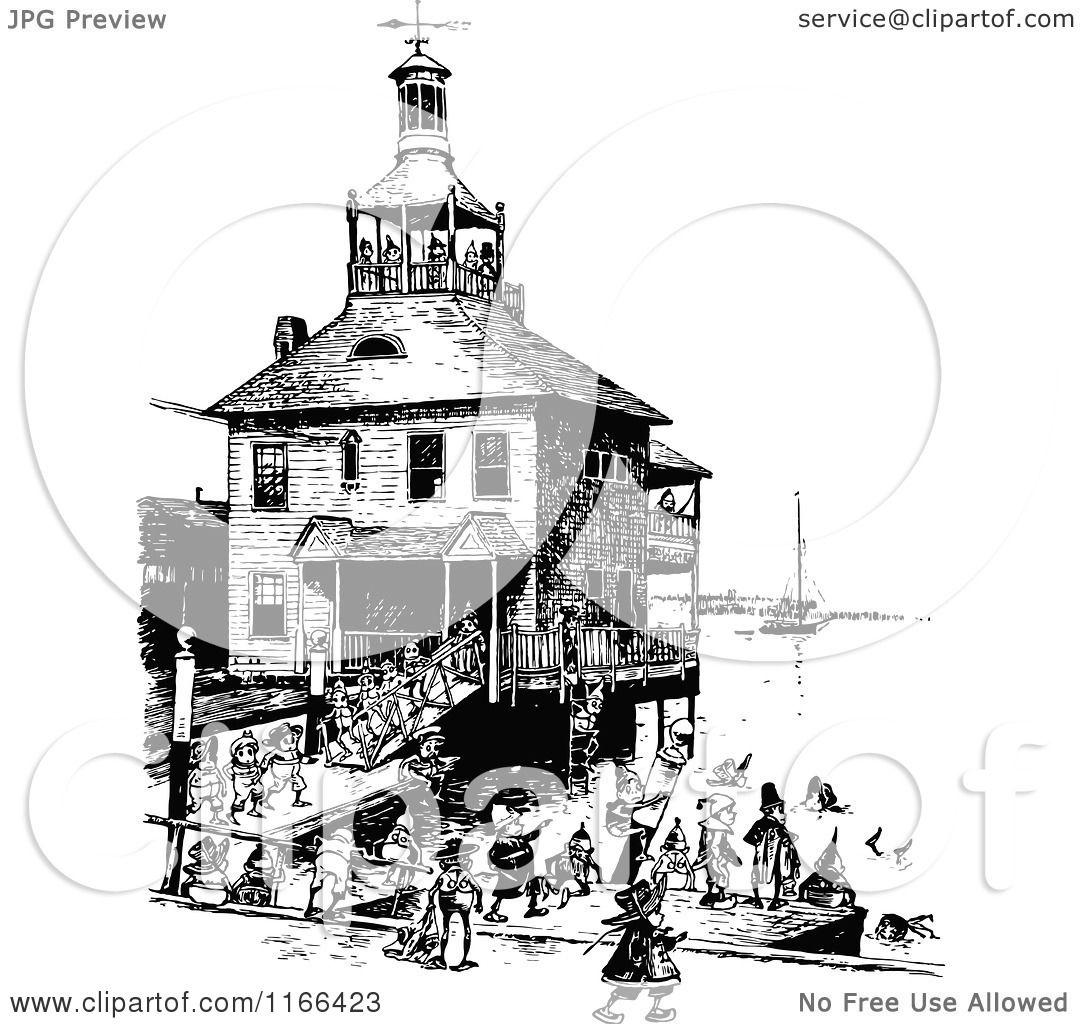 A Busy House