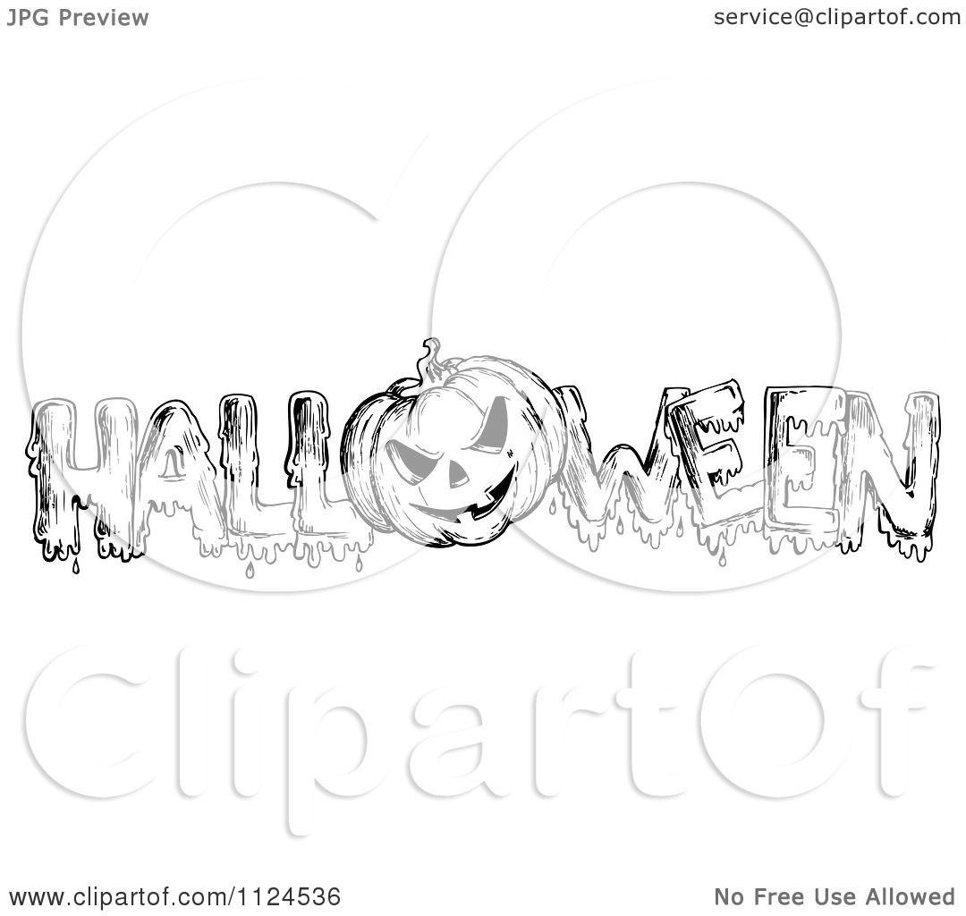 Jack O Lantern Clipart