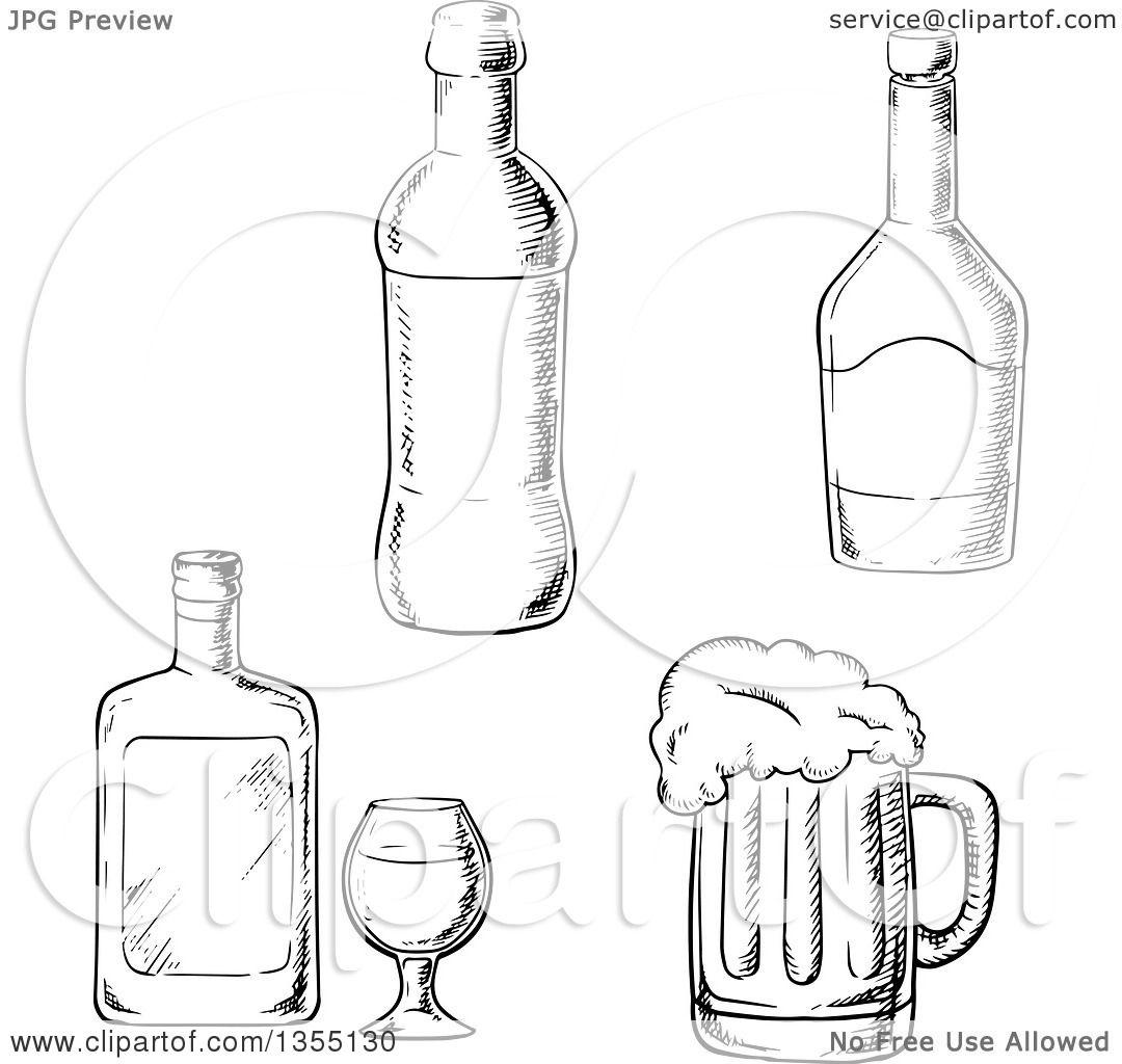 Beer Bottle Tree