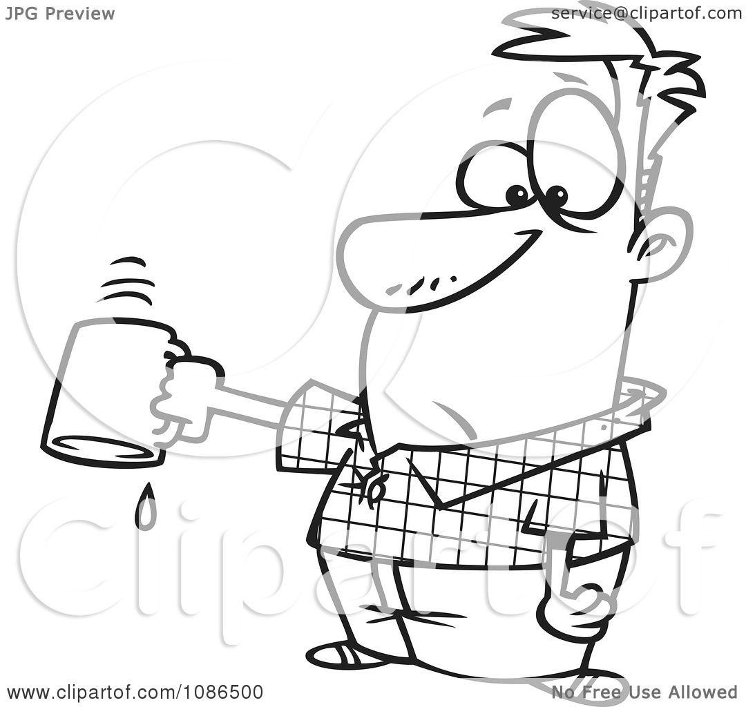 Clipart Businessman