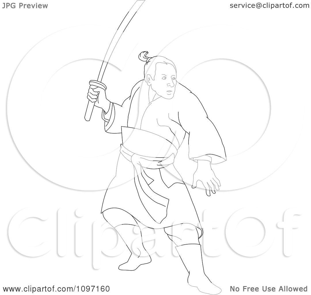 be a samurai