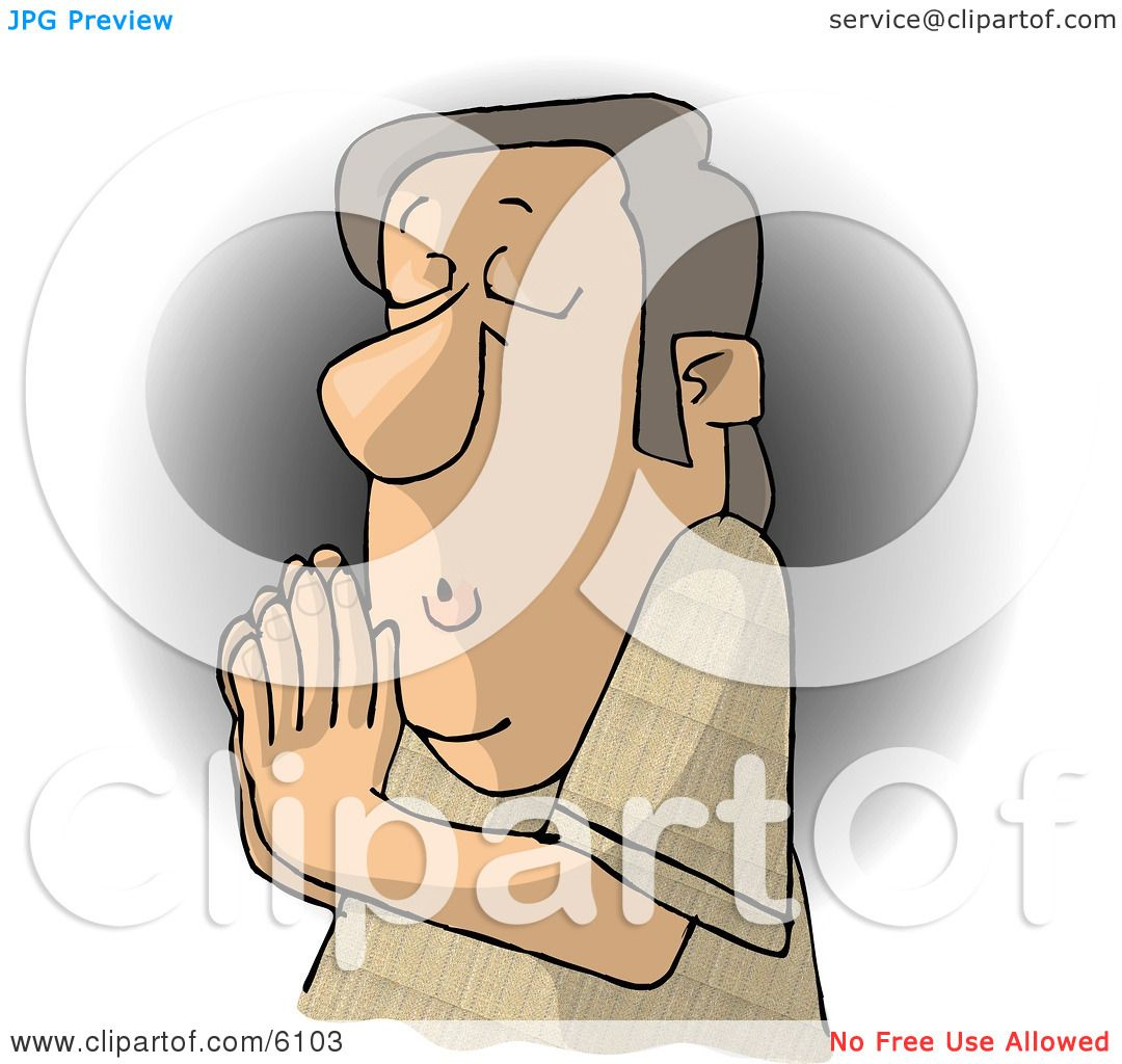 Religious christian man praying jesus clipart picture, jesus love coloring pages