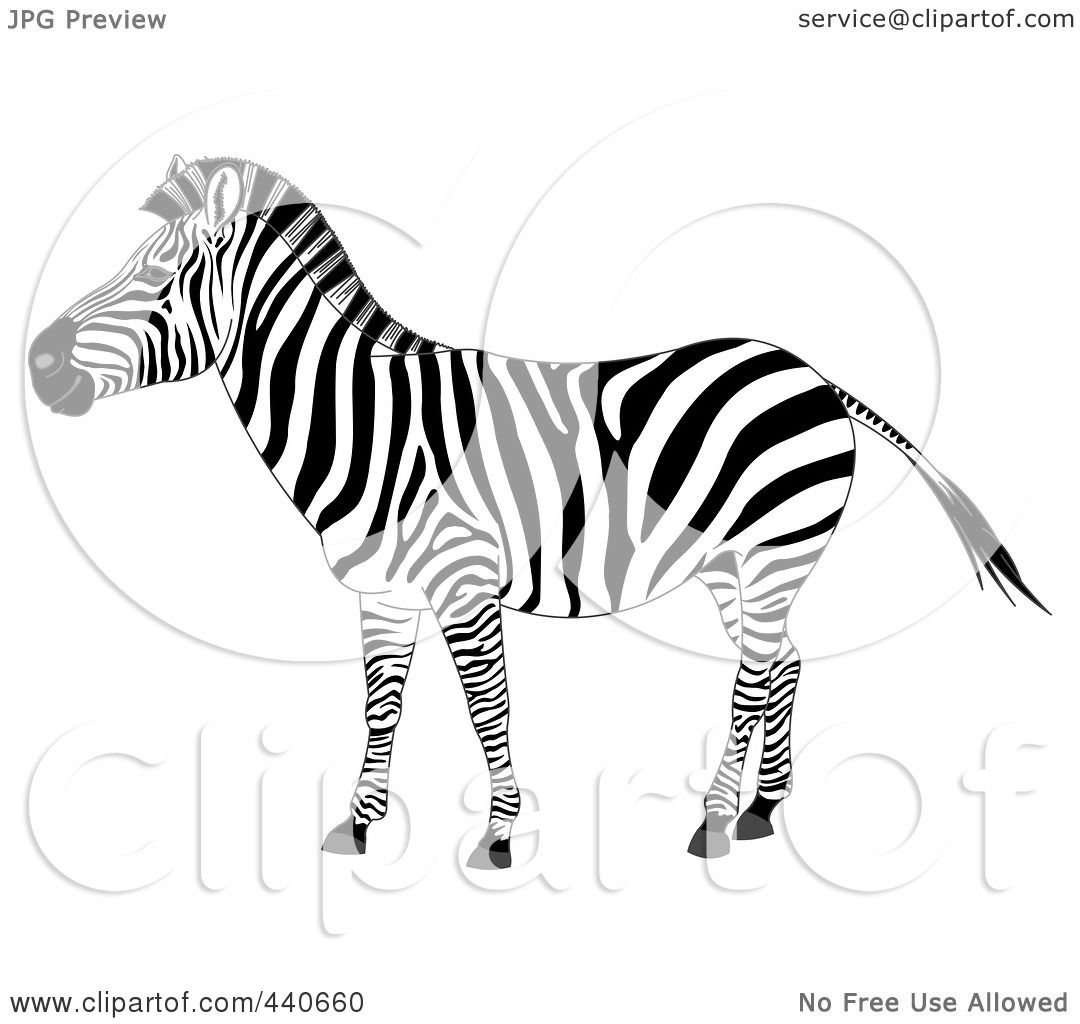Royalty Free Rf Clip Art Illustration Of A Profiled