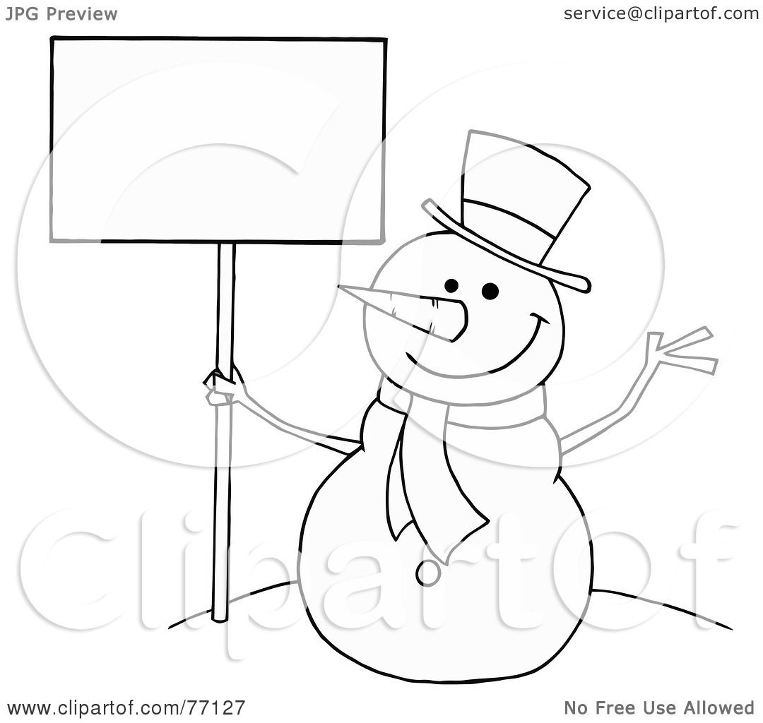 displaying 17 gt images for blank snowman outline
