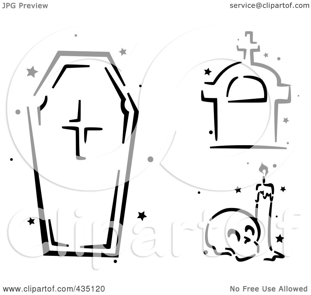 Tombstone Clipart