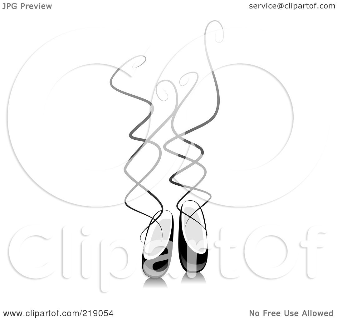 Royalty Free Rf Clipart Illustration Of An Ornate Black