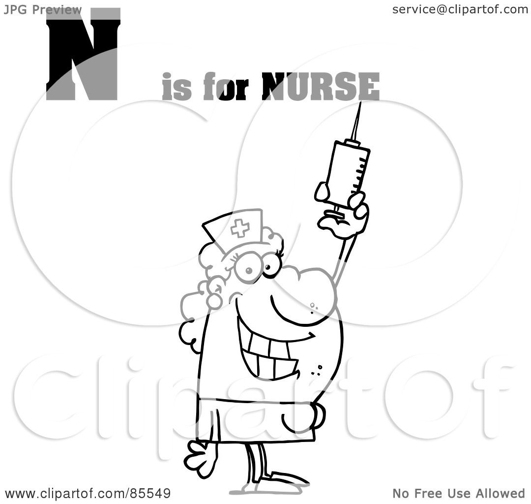 Royalty Free Rf Clipart Illustration Of An Outlined