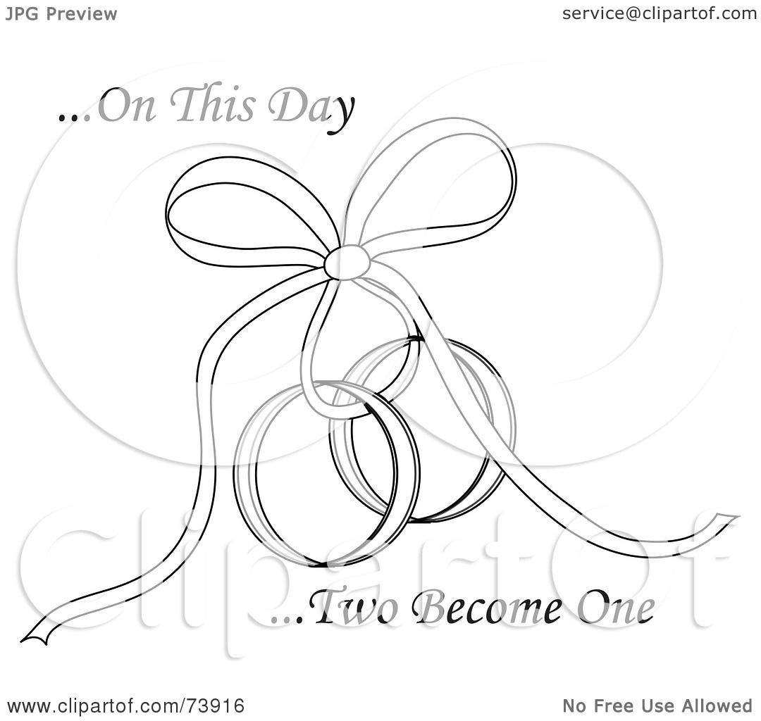 Royalty Free Rf Clipart Illustration Of On This Day Two