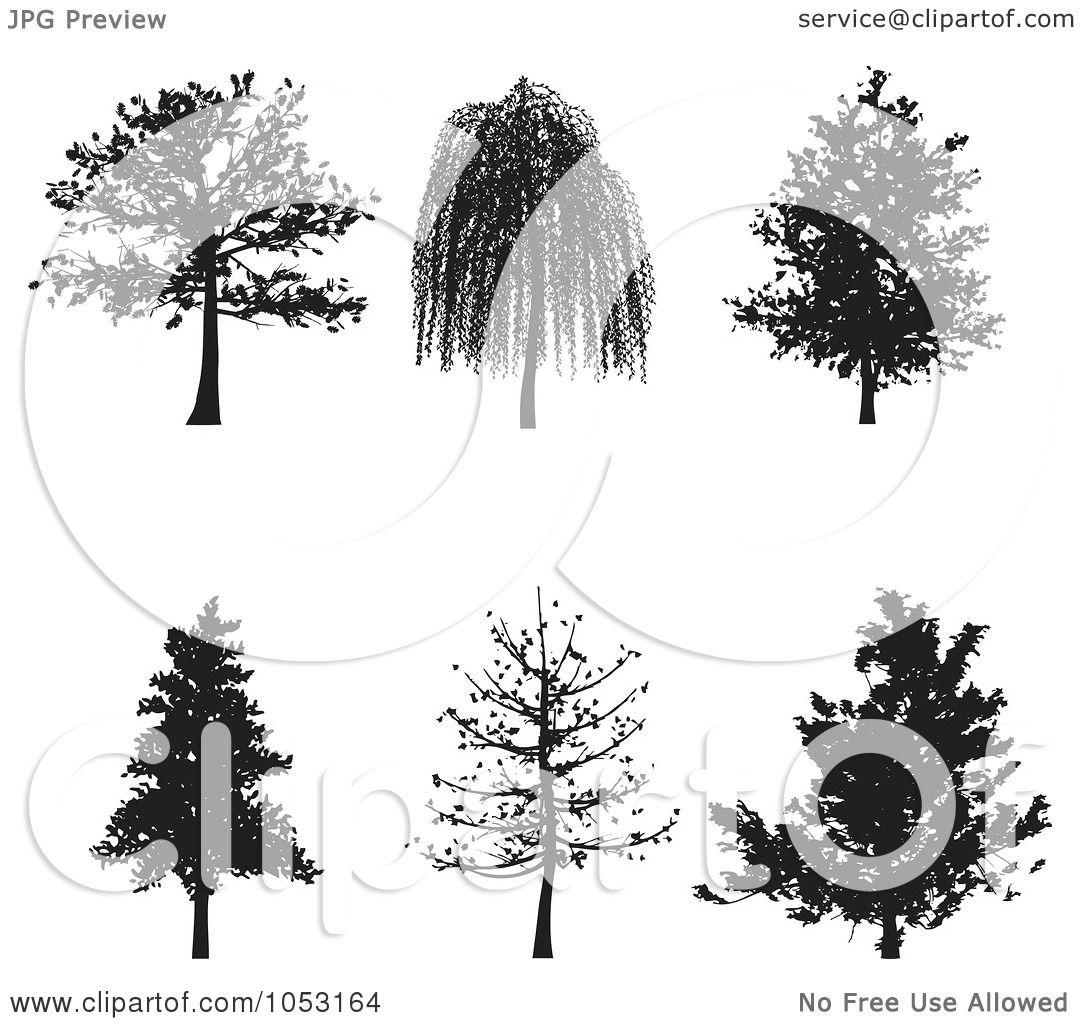 digital tree icon