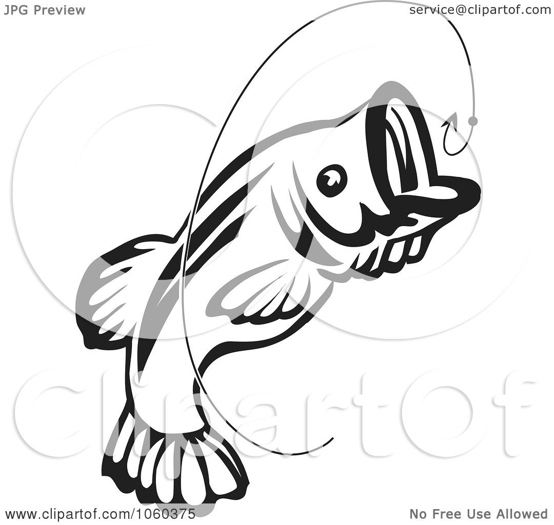 Royalty Free Vector Clip Art Illustration Of A Jumping