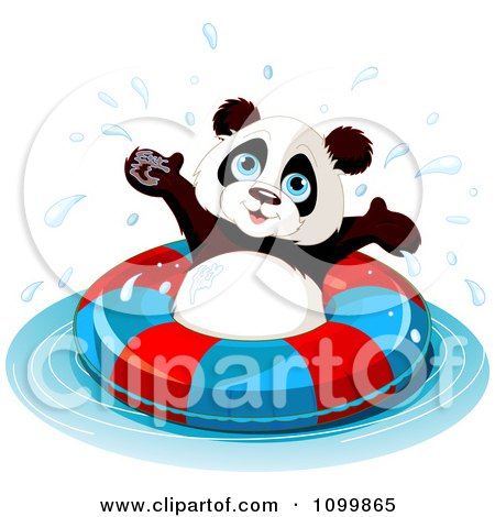 Royalty Free Vector Clip Art Illustration Of A Cute Baby