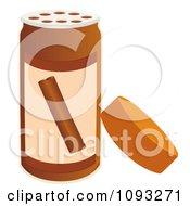 Royalty Free RF Cinnamon Clipart Illustrations Vector