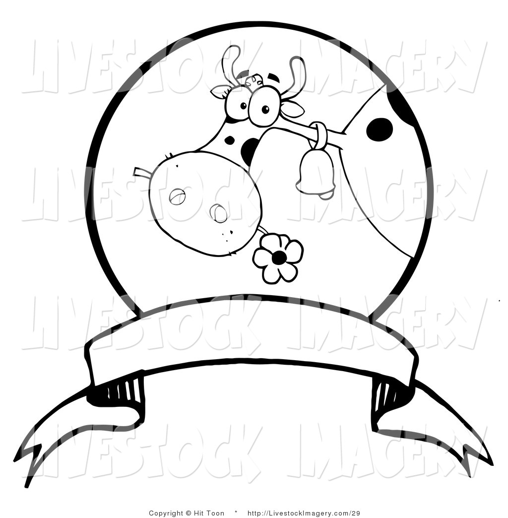 Banner Pages Coloring Pages
