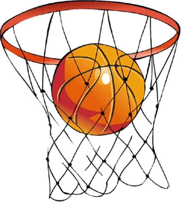 Basketball Court Clipart   Clipart Panda - Free Clipart Images (600 x 669 Pixel)