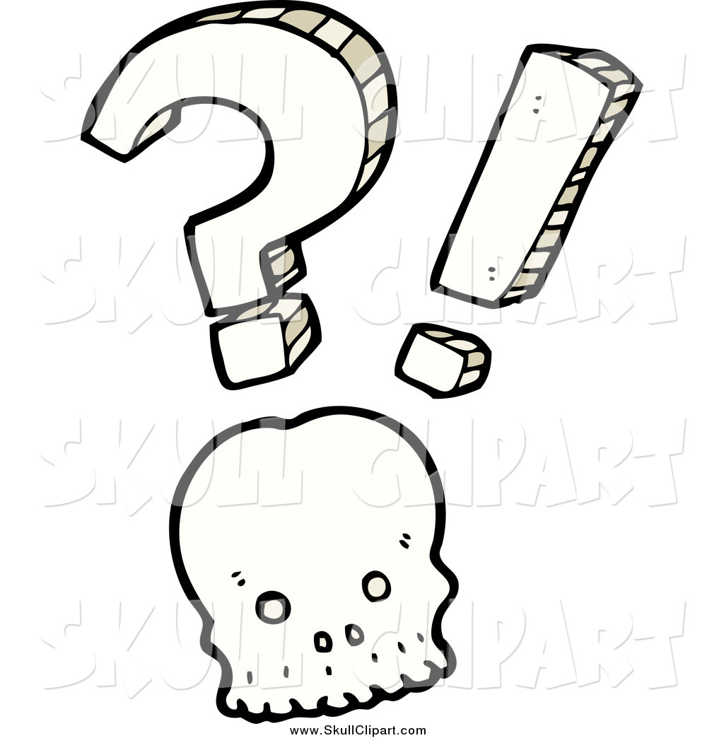 Question Mark Clipart Black And White