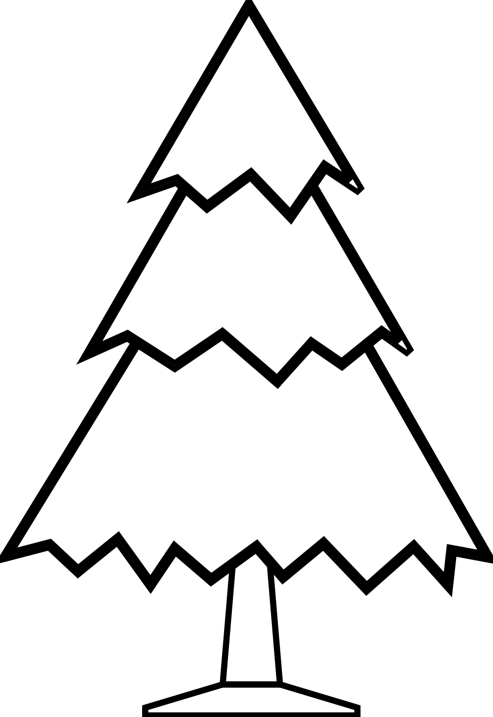 Christmas Ornament Clipart Black And White Clipart Panda Free Clipart Images