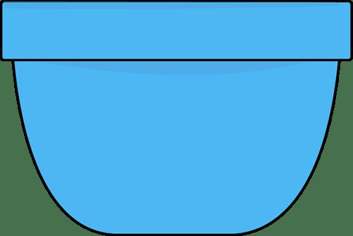 Empty Mixing Bowl Clip Art