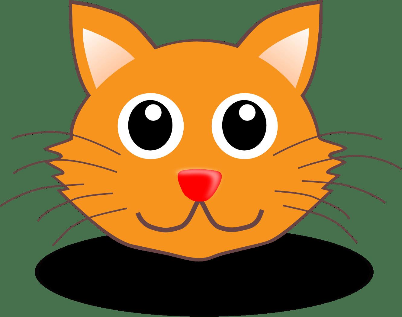 Cat Face Clipart   Clipart Panda - Free Clipart Images (1331 x 1050 Pixel)