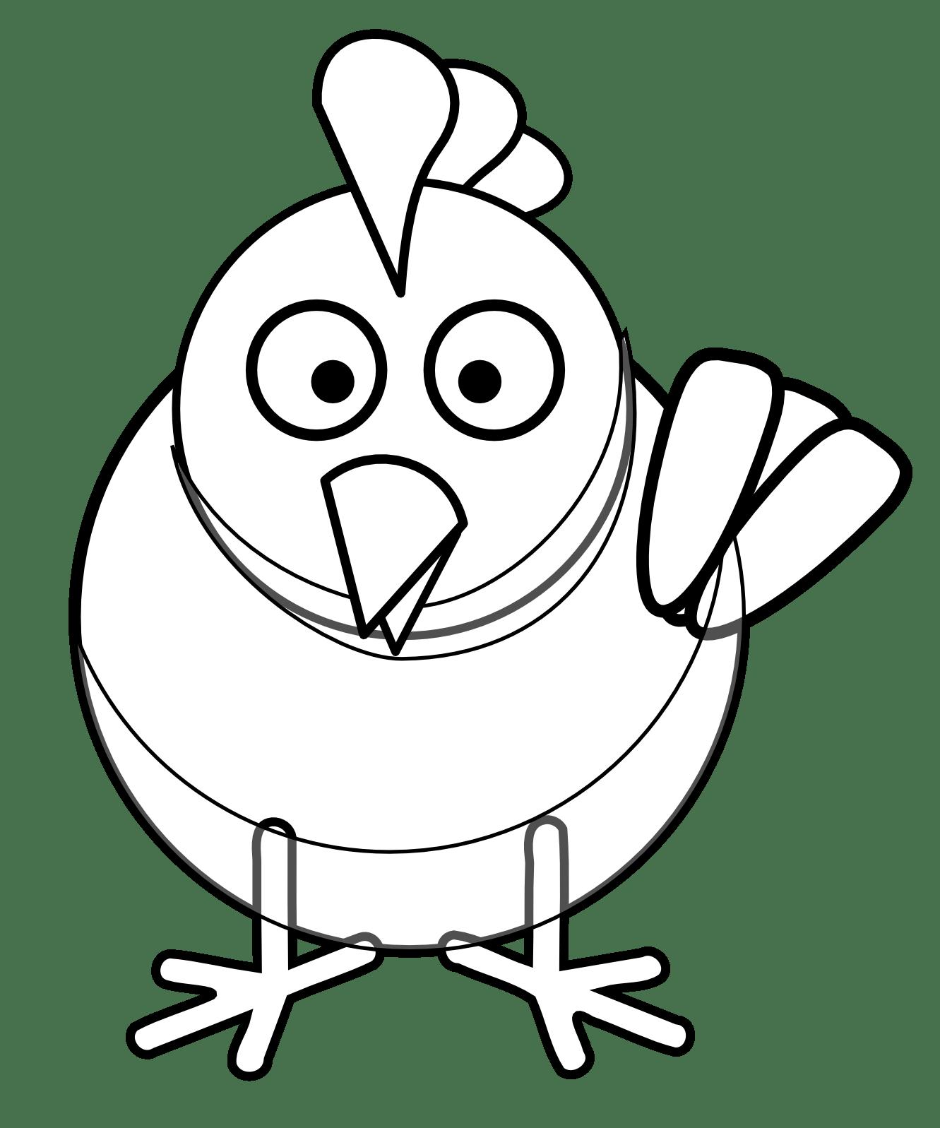 Chicken Egg Clipart Clipart Panda
