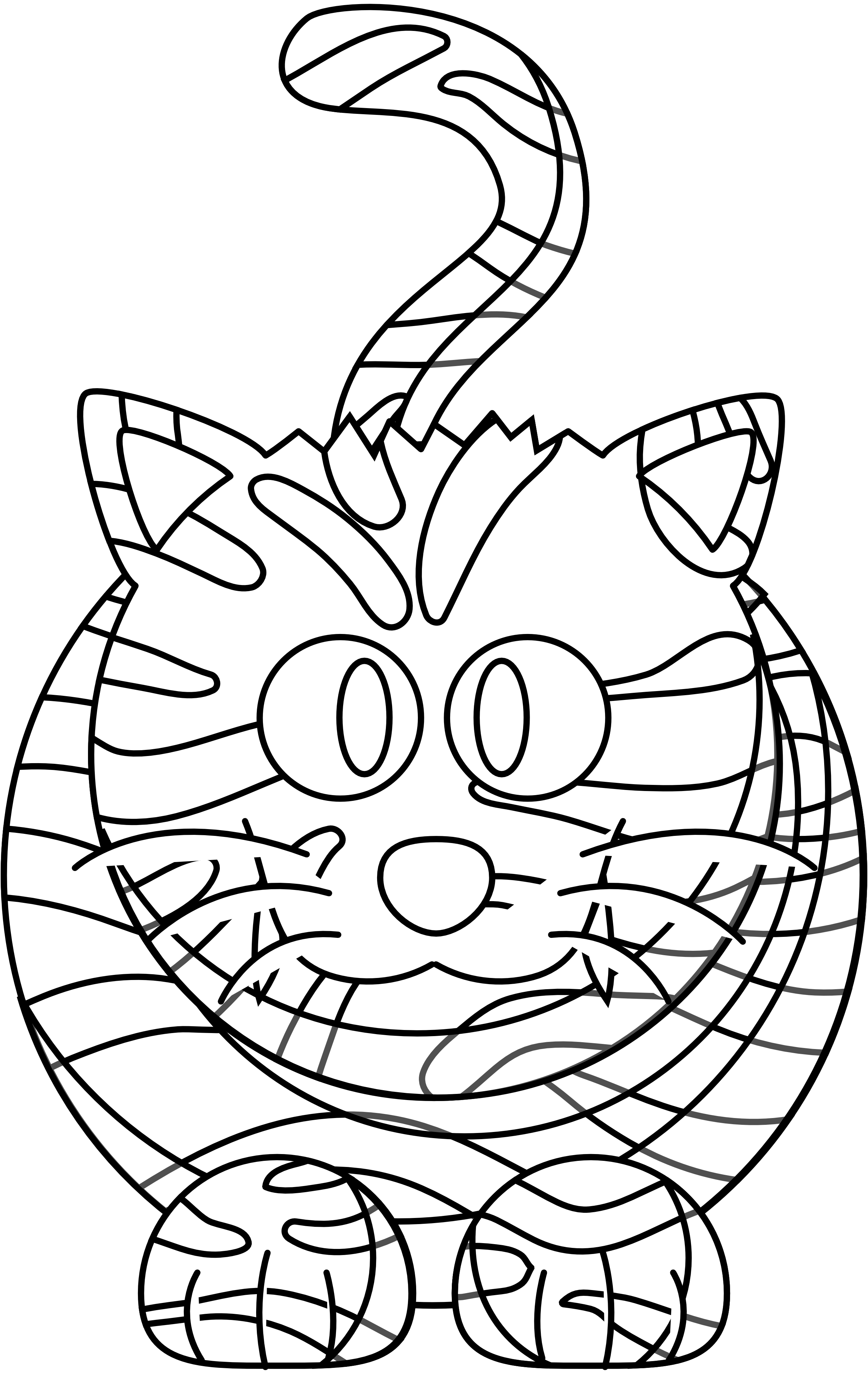 Chinese Tiger Clipart Clipart Panda