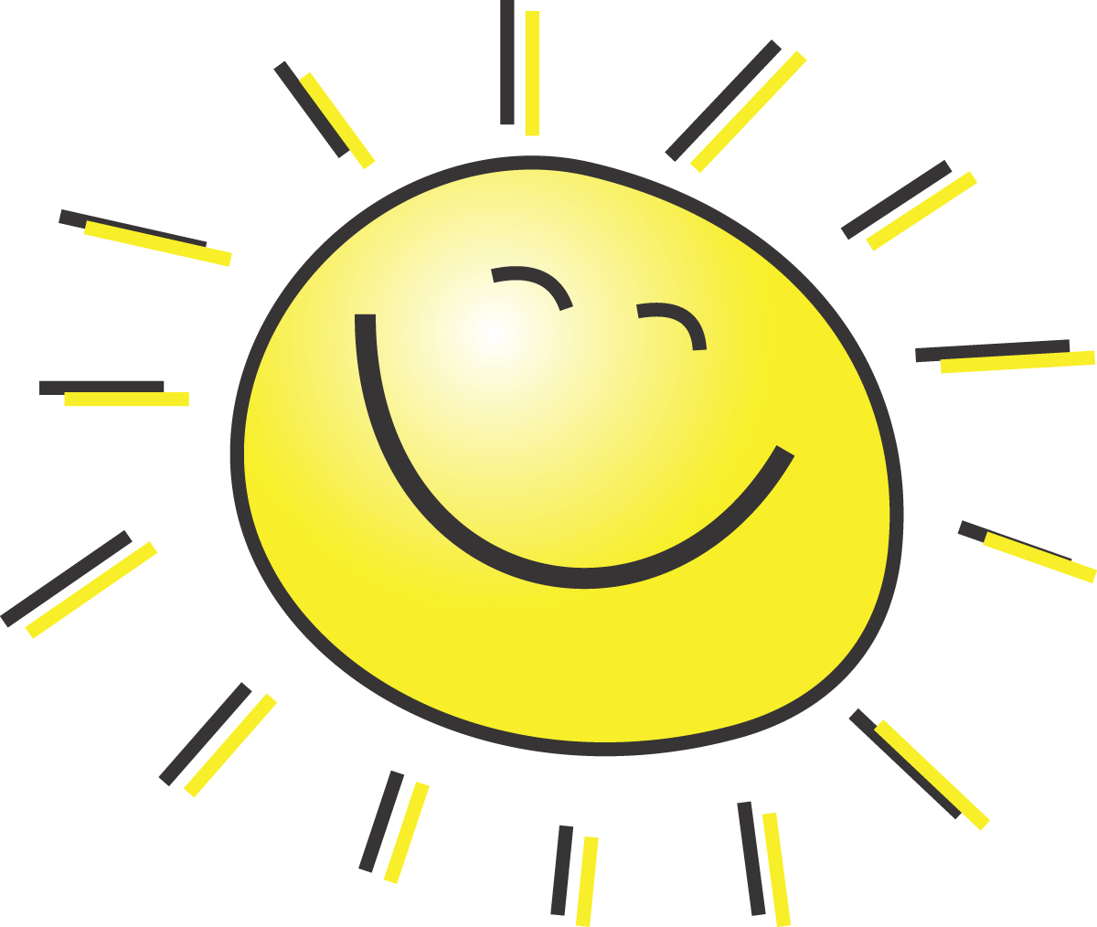 Image result for sun free clipart