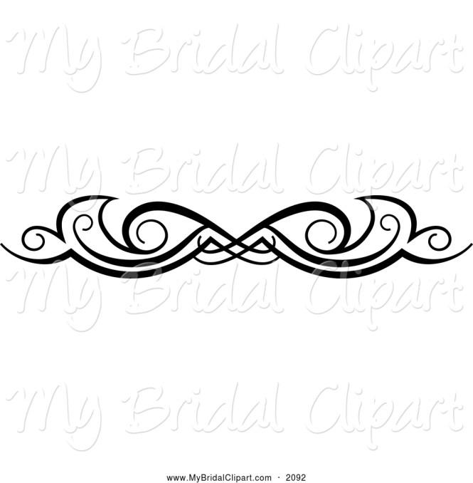 My Wedding Invite Clip Art At Clker Com: Free Wedding Clipart For Invitations