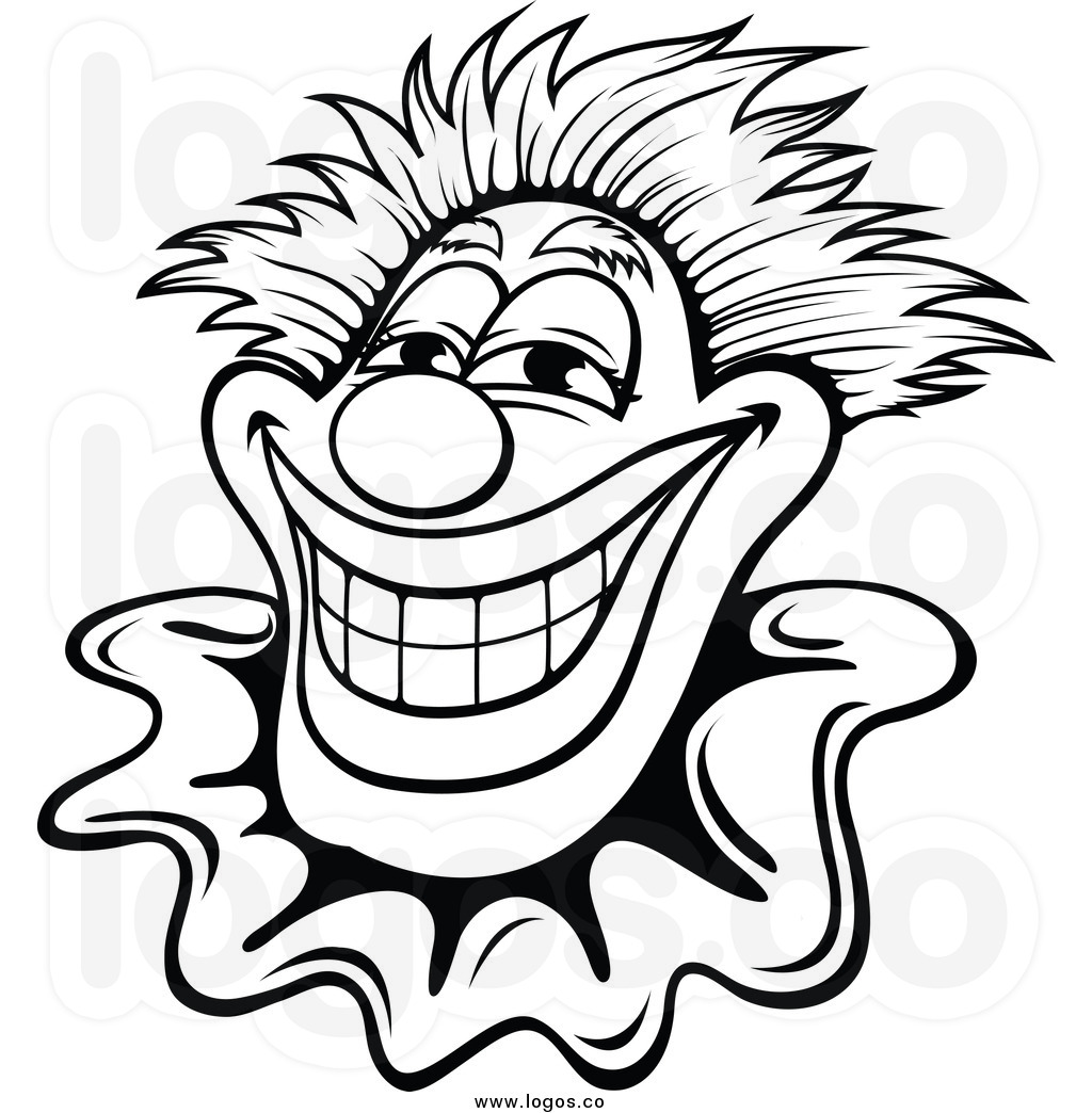 clown clipart free