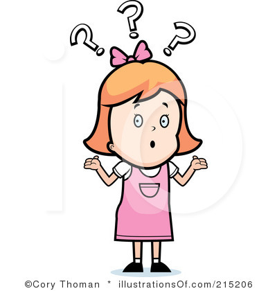 Image result for free clip art confusion