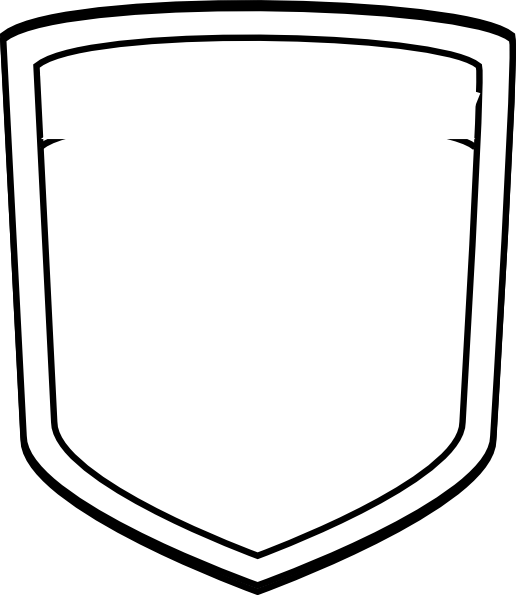 Coat Arms Shield Template
