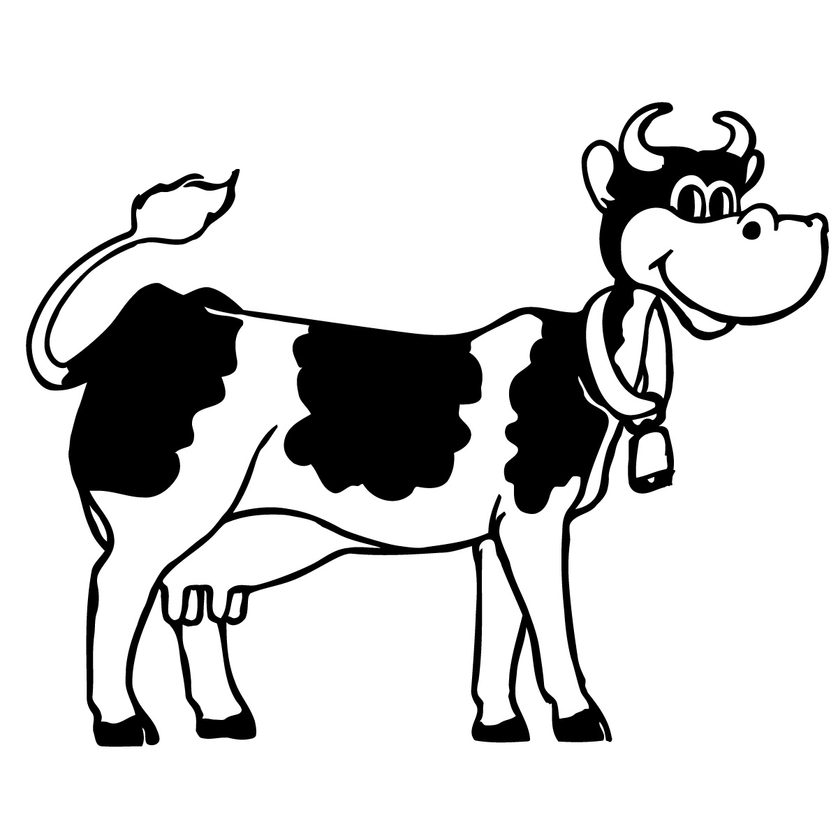 Cow Clip Art Free Cartoon Clipart Panda