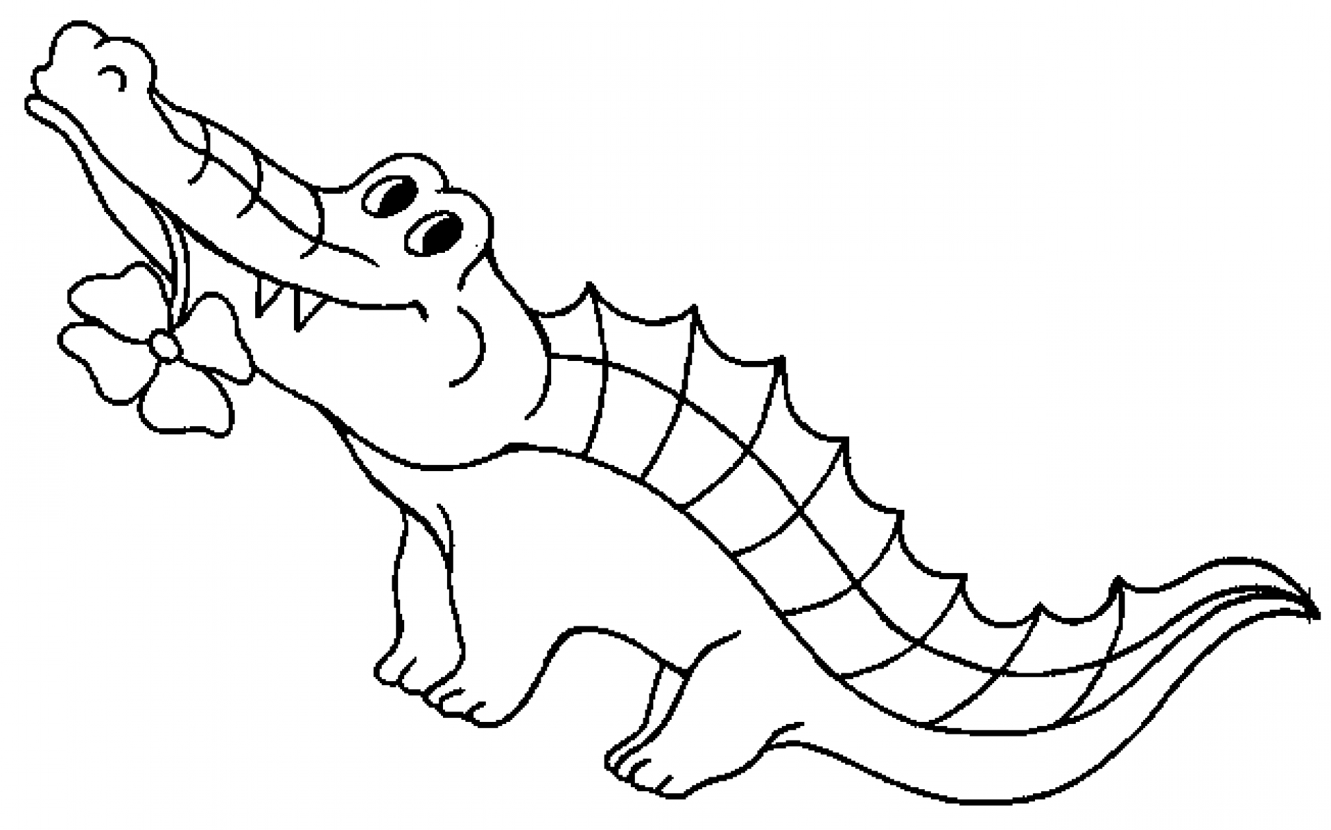 alligator clip art coloring pages black and white clipart panda free clipart images alligator clip