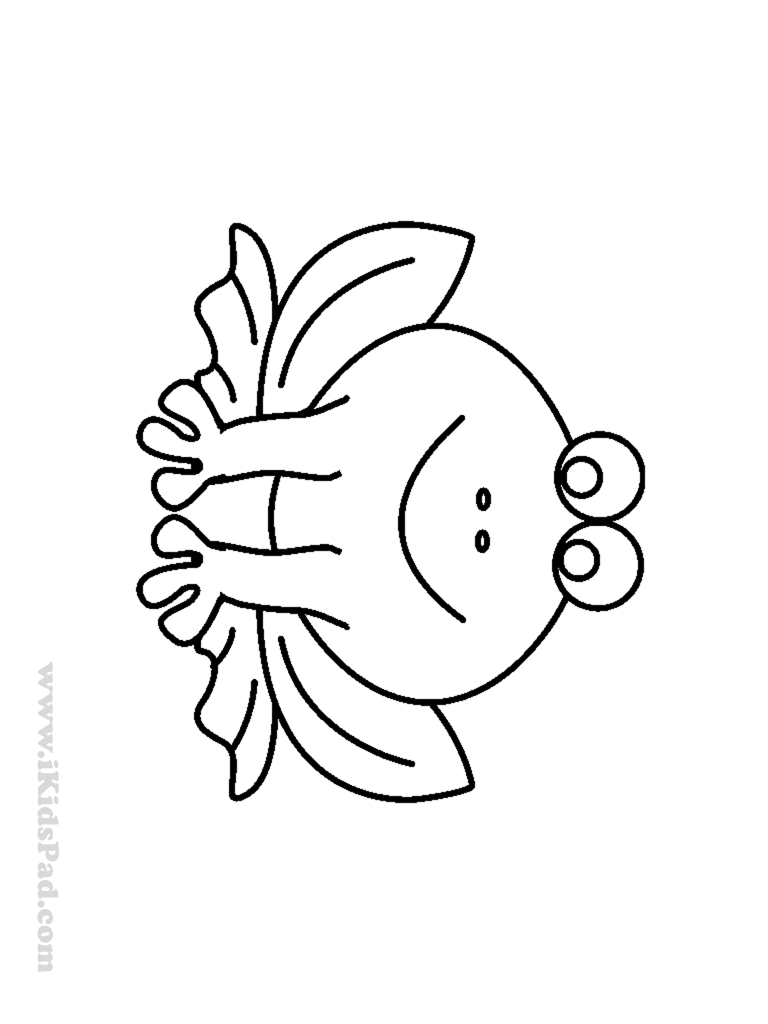 cute frog coloring pages clipart panda free clipart images