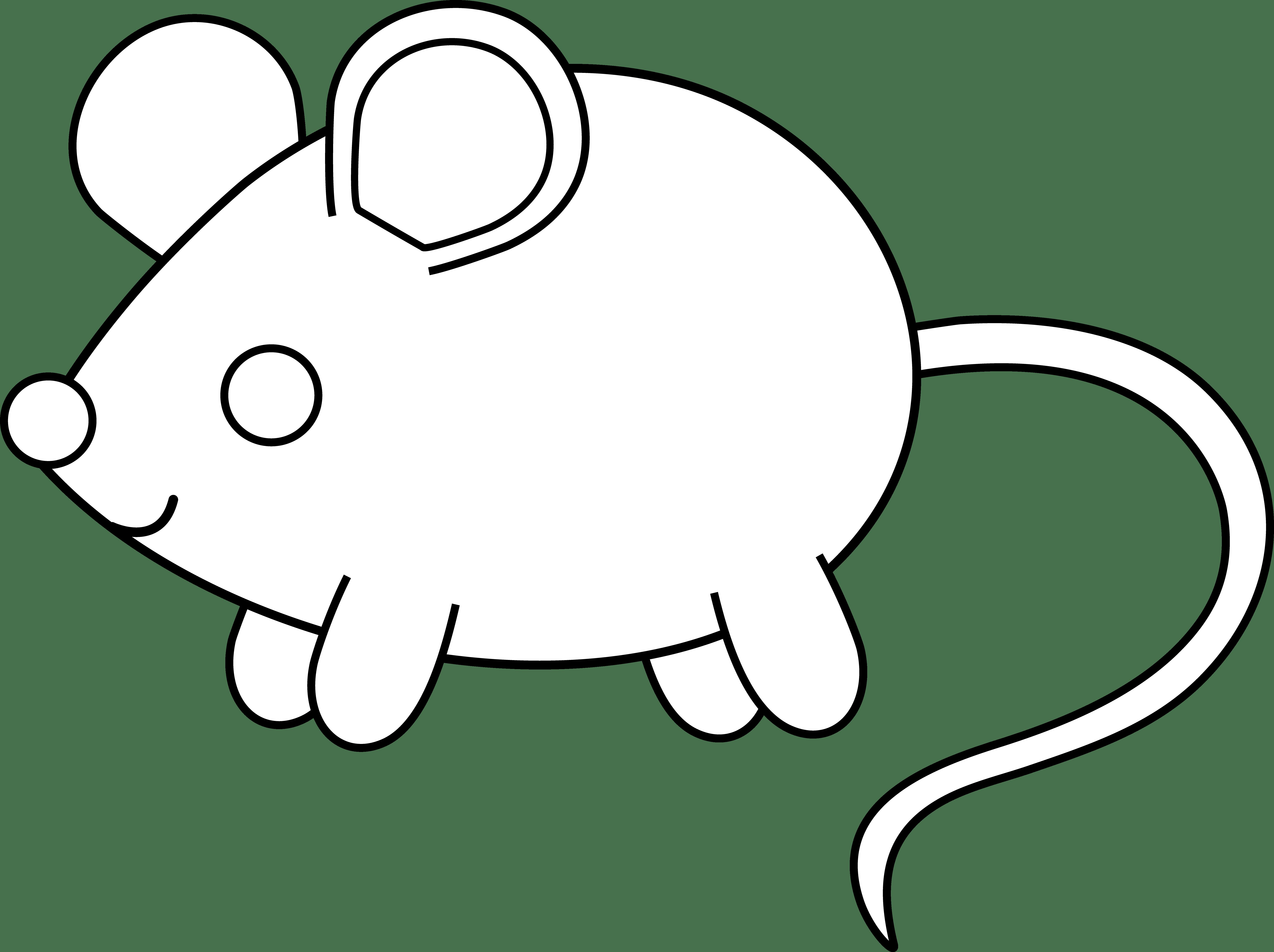 Cute Mouse Clipart Clipart Panda