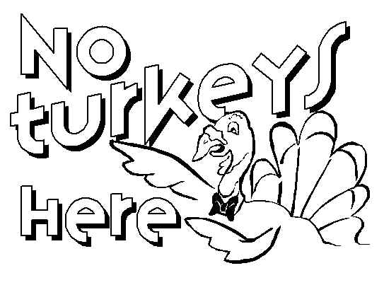 cute turkey coloring pages turkey sign coloring pages jpg