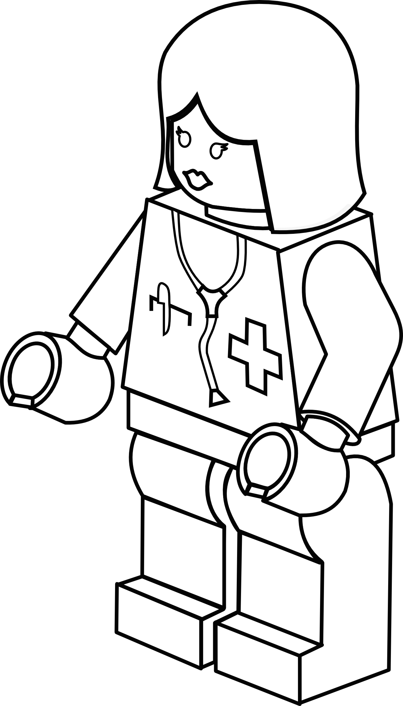 Doctor Clipart Black And White Clipart Panda
