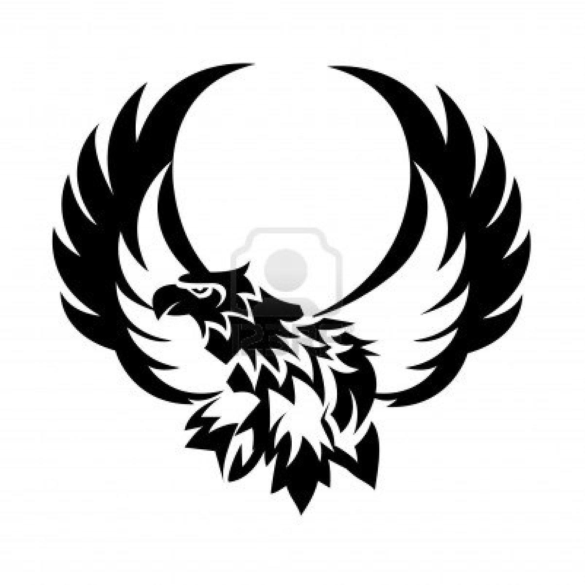 Eagle Wings Design Clipart Panda