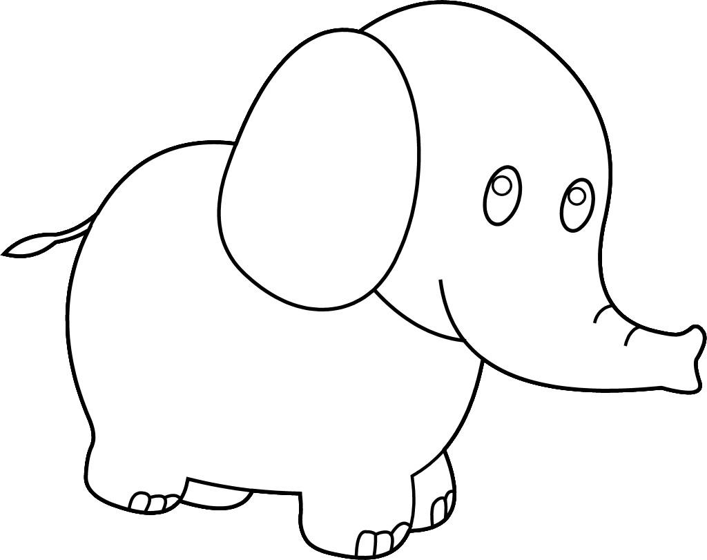 Elephant Clipart Clipart Panda